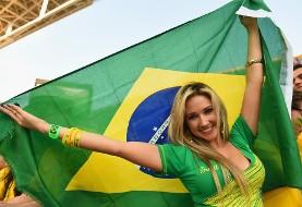 آغاز جام جهانی: از تصویر طرفداران ایران و آمریکا تا ویدئوهای اندی و جنیفر لوپز