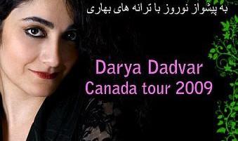 Darya Dadvar Concert in Vancouver