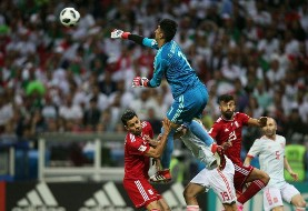 Iranian goalee in World Cup's Best Team selection