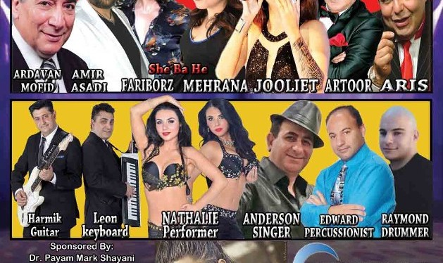 Mehregan Fall Festival and Expo 2018, FREE Admission