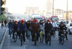 شهردار تهران باز به وعده وفا کرد: دعوت از دانشجویان برای دوچرخه سواری در سهشنبههای بدون خودرو