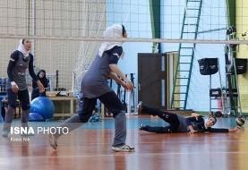 دختران والیبالیست محجبه ایران برابر ژاپن شکست خوردند: حسرت نیمهنهایی بر دل ماند