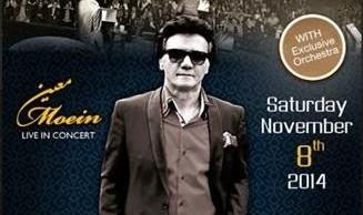Moein Concert in Miami