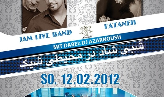 Valentine's Day Party With Fataneh