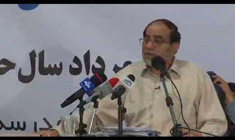 سخنان جنجالی رحیمپور ازغدی علیه سران حوزه و فساد نزدیکان ...