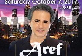 Aref Live in Concert in Atlanta
