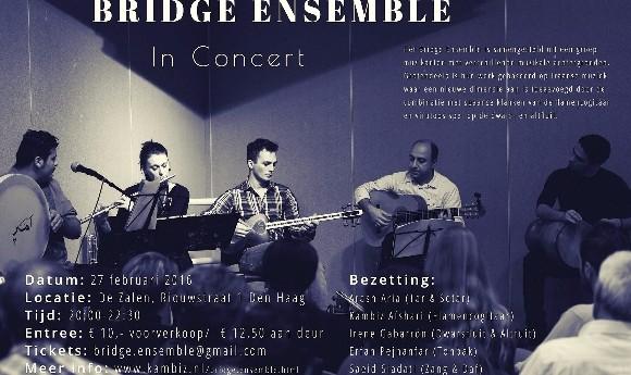 Bridge Ensemble in Concert