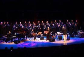 کنسرت مهسا وحدت و ارکستر نروژی