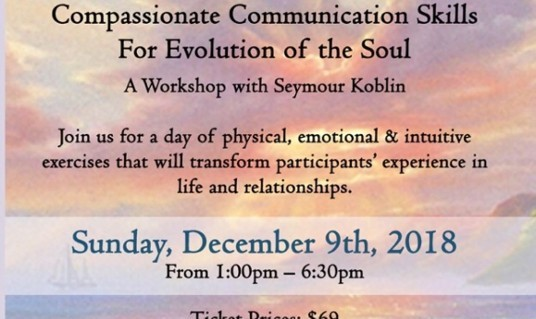 Special Promotion: Compassionate Communication Skills by Seymour Koblin