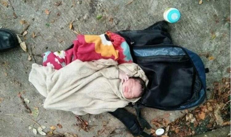 کشف یک نوزاد سر راهی دیگر در کشور این بار نوزاد ۳ روزه کنار سطل آشغال در قوچان