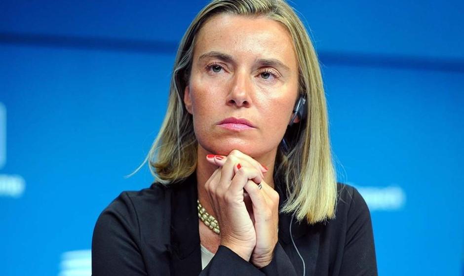 موگرینی: تلاش اتحادیه اروپا بر حفظ توافق هسته ای با ایران است