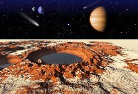 پاسخی برای یک سوال قدیمی: آبهای سطح مریخ کجا رفته اند؟