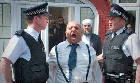 The Infidel Screens with Comedian Omid Djalili