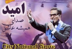 Omid Concert in Anaheim, Celebrate Norouz