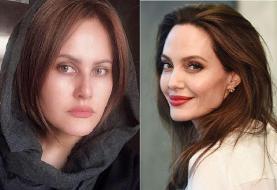 ویدئو: بدون تعارف با کارگردان زن افغان که همراه با تهیه کننده ایرانی مورد حمایت آنجلینا جولی قرار گرفت