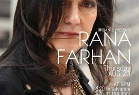 Rana Farhan Live In New York