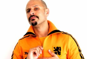Maz Jobrani Brown and Friendly