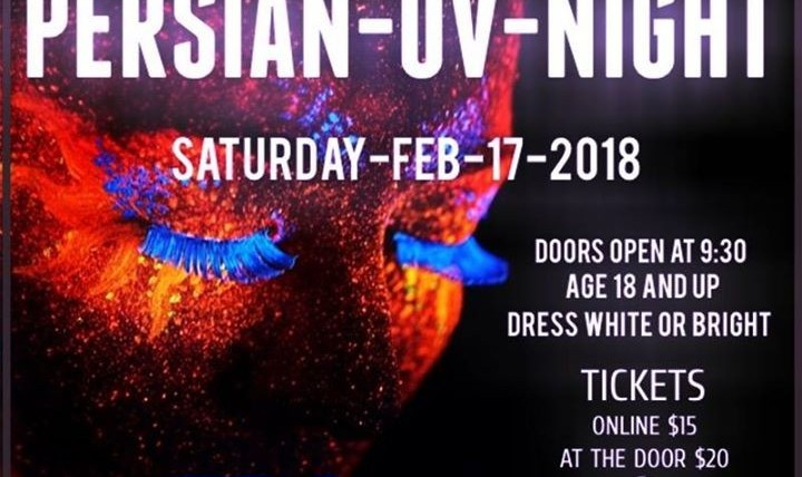 Persian UV Night 2