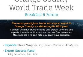 Orange County World Trade Week