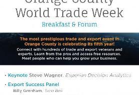 جشنواره تجارت جهانی در اورنج کانتی