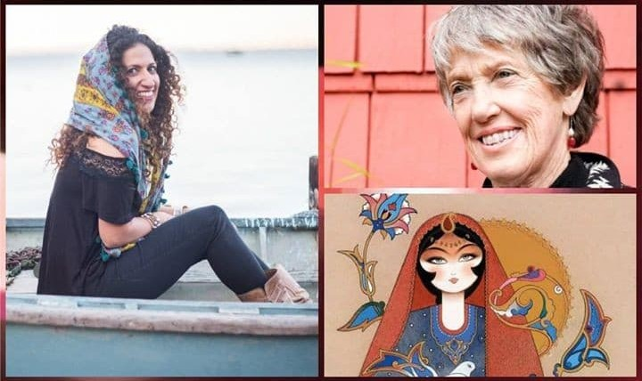 Music As Medicine with Lydia Violet, Joanna Macy, Persian New Year Celebration