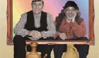 Theatre, Hadi and Samad 10 years later in London