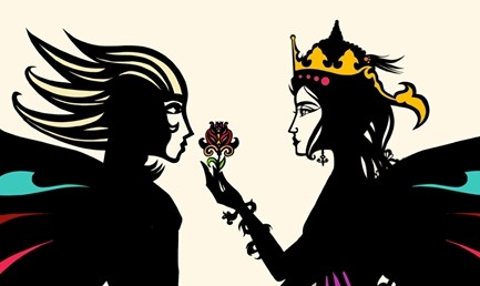 FEATHERS OF FIRE: A Persian Epic as Shadow puppet play