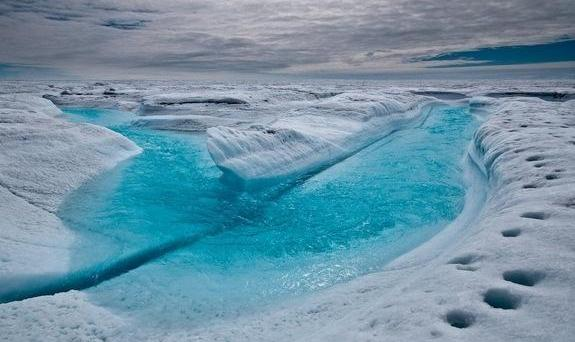 دمای قطب جنوب برای اولین بار به بالای ۲۰ درجه رسید