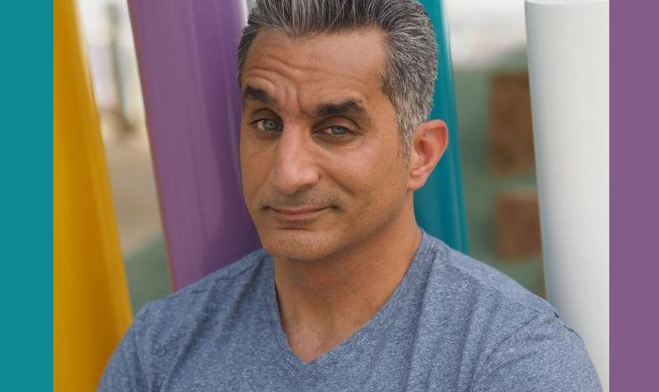 Bassem Youssef, The Heart Surgeon Comedian Live in San Francisco
