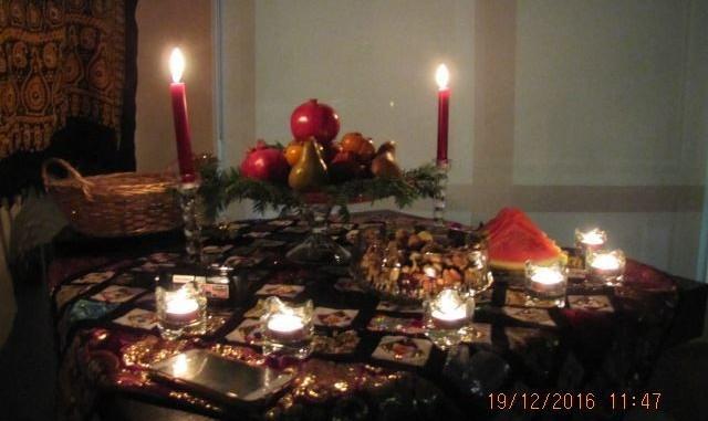 شب یلدا ( مراسم فرهنگی هنری)
