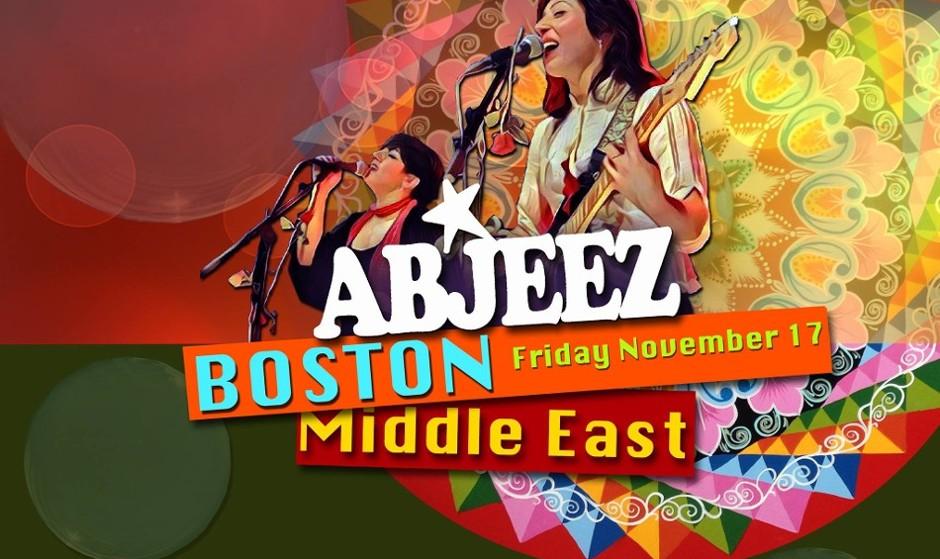 ABJEEZ, Live in Boston