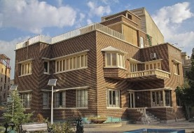 مرمت خانه استاد لرزاده تحت عنوان «خانه معمار» آغاز شد