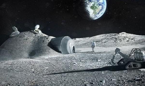 صدها روسی داوطلب زندگی در ماه شدند: روسیه تا ۲۰۴۰ در ماه شهرکسازی میکند! بلوف یا واقعیت؟