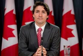 جریمه ۱۰۰ دلاری نخست وزیر کانادا به خاطر هدیه گرفتن عینک آفتابی و اعلام نکردن آن به مقامات قانون تعارض منافع