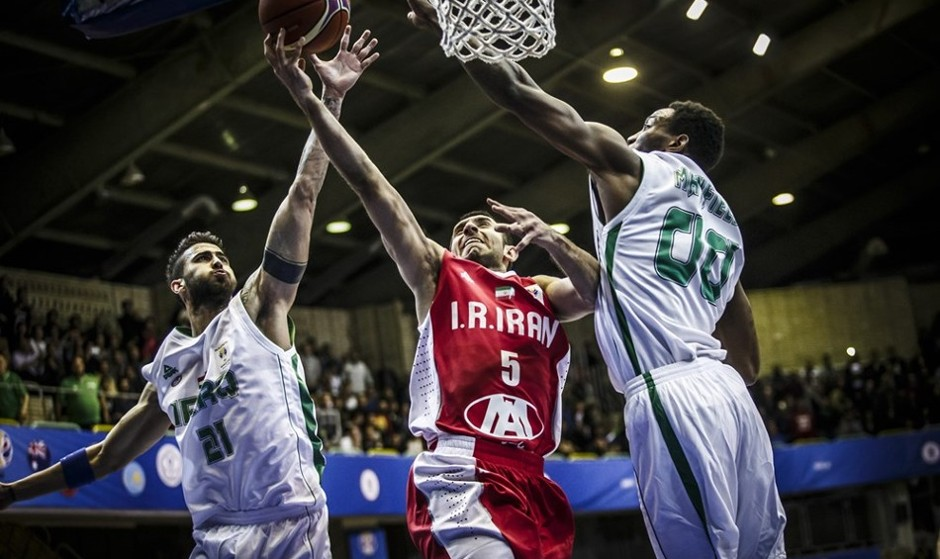 In Pictures: Iran's fearless basketball team wins 5 games in a ...