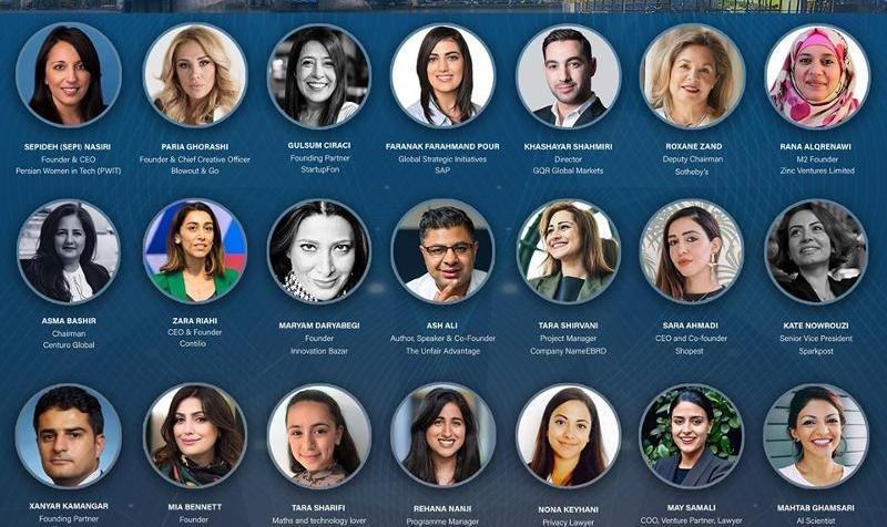 Women Of MENA In Tech Conference 2019: London Edition