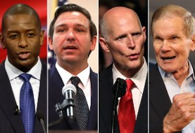 باز هم انتخابات میلیمتری سنا و فرمانداری فلوریدا بازشماری میشود