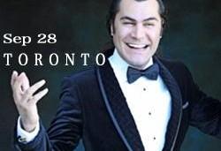 کنسرت شاهکار بینش پژوه در تورنتو
