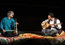 ترکیب موسیقی ایرانی و ترکی: کیهان کلهر و اردال ارزینکان