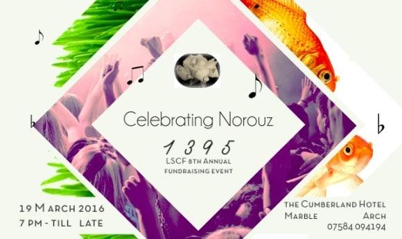Norooz 1395 Gala in London