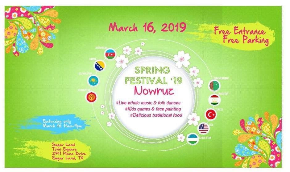 Nowruz 2019 Festival and Bazaar