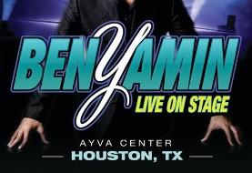 Benyamin Concert in Houston
