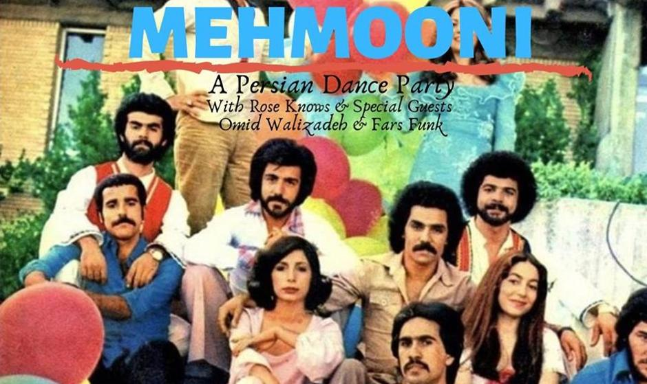 Mehmooni Dance Party in Los Angeles