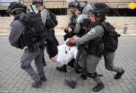تصاویر: سرپیچی یهودیان ارتدوکس خشک مقدس به مقامات اسراییل در شهری که ۴۰ درصد ساکنین آن به ویروس کرونا مبتلا شده اند