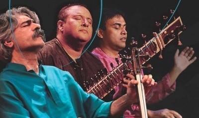 کنسرت کیهان کلهر ، شجاعت حسین خان و ساندیپ داس