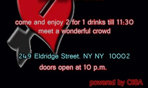 Valentine's Party in New York
