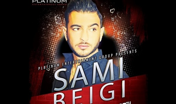 Sami Beigi Concert
