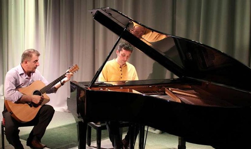 A Kurdish piano recital by Peyman Heydarian & Mansour Izadpanah
