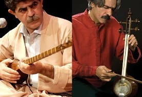 سخنرانی کیهان کلهر و علی اکبر مرادی، مقامهای موسیقی سنتی