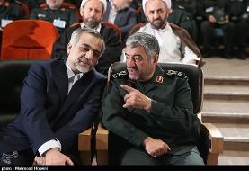 اژه ای: پرونده برادر روحاني و جهانگيری هنوز درحال رسيدگي است / ظریف اسنادش درباره پولشویی را ارائه کند